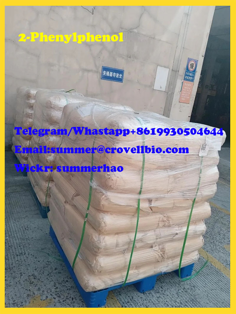 Manufacturer of O-Phenylphenol / 2-Phenylphenol summer@crovellbio.com ,Shijiazhuang,Business,Business For Sale,77traders