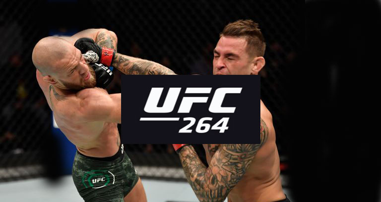 WATCH: UFC 264 Live Stream | MMA Streams (10.7.2021),USA,Games & Entertainment,Events,77traders