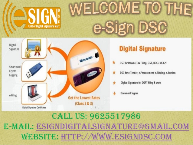 Apply Digital Signature Certificate in Noida,Laxmi Nagar,Services,Other Services,77traders