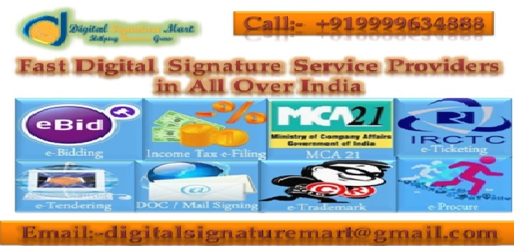 Digital Signature Agency in Noida,New Delhi,Services,Other Services,77traders