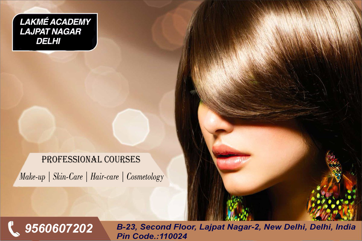 Hair Care Academy in Delhi NCR | Lakme Academy Lajpat Nagar,New Delhi,Educational & Institute,Computer Courses,77traders